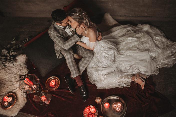 Boho-Hochzeitinspiration in Paderborn